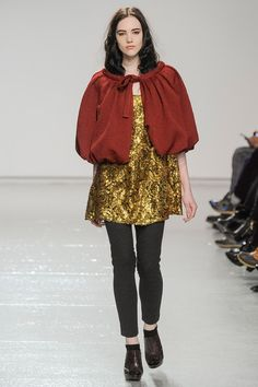 Tracy Reese | Fall 2014 Ready-to-Wear Collection | Style.com