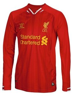 Liverpool FC Home Mens Long Sleeved Shirt, http://www.very.co.uk/warrior-liverpool-fc-home-mens-long-sleeved-shirt/1327529740.prd