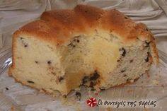 Σούπερ αφράτο νηστίσιμο κέικ #sintagespareas