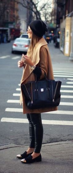 #street #style / cold day perfection