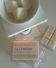 La Lumiere Luxury Candles - Gorgeous Burners  Melts in a variety of Fragrances