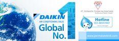 Distributor AC Daikin - Dealer Resmi AC Daikin is under construction Breeze, Conditioner