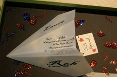 Paper Airplane Invites : wedding diy invitations unique Airplane Invite