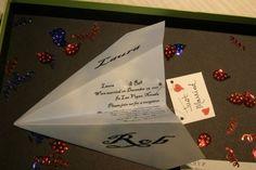 Paper Airplane Invites : wedding diy invitations unique Airplane Invite