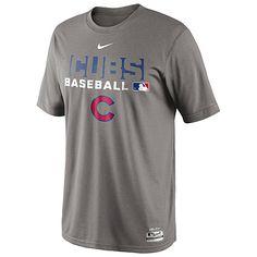 Chicago Cubs Authentic Collection Dri-FIT Legend Team Issue T-Shirt - MLB.com Shop