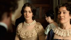Becoming Jane- Many Years Later. I love this scene where Tom Lefroy introduced Jane Austen to his daughter also named Jane. except it rips my mother flippin heart out! Becoming Jane, Jane Austen, Marry Jane, British Nobility, Julie Walters, Great Novels, Maggie Smith, We Movie, James Mcavoy