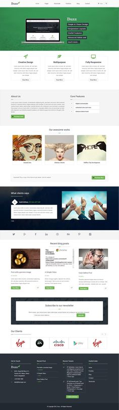 buzz-WordPress-Theme-ScreenShor
