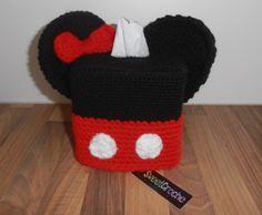 Minnie Mouse Tissue box cover