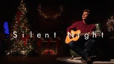 Silent Night (Acoustic) - Tyler Ward - Youtube Holiday Extravaganza - Ch...