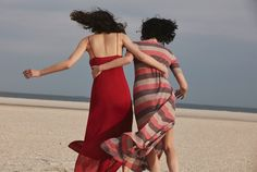 ZARA - #zaraeditorials - WOMAN / KNIT DRESS