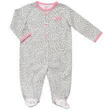 Baby Girl Pajamas & Sleepwear | Carter's (sleep & play)
