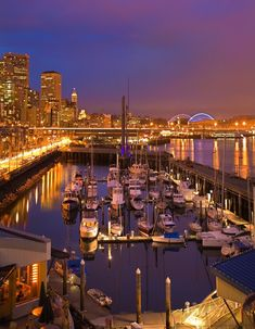 Have an unforgettable Seattle sightseeing experience ~ Seattle City Port, Washington