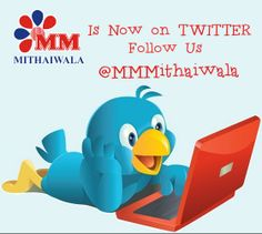 WOHOOOOOOOOOOO !!  And now you can get drooling over #MMSweets on #Twitter too !!  Follow us now --> https://twitter.com/MMMithaiwala