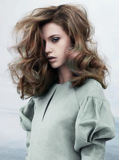 By Angelo Seminara, for Davines. The New pastel 'Mother Of Pearl' Collection