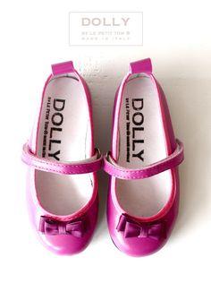 Buy on www.lepetittom.nl  Italian girl shoes handmade