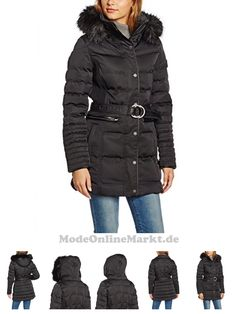 4056195007931 | #Lights of #London #Damen #Jacke #Chester #Square, #Schwarz #(Carbon #Blue #063), #36 #(Herstellergröße: #S)