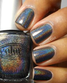 KATE! Enamel Girl: Color Club Spring 2013 Halo Hues Collection - Swatches and Review