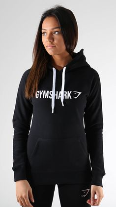 Signal Hoodie has an eye-catching Gymshark logo emblazoned across the front and available in a choice of colours, it's made from a soft cotton blend fabric.