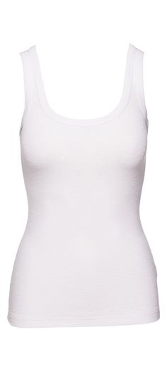 Crown Jewel Slub Tank in White / Manage Products / Catalog / Magento Admin
