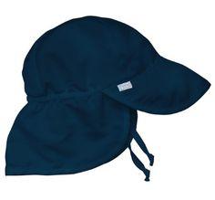 I play. Unisex Baby Hat