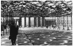 Camouflage am Brandenburger Tor 1940er
