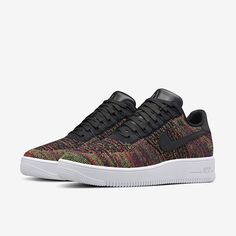 online retailer 79924 54013 The Sole Supplier · Exclusive New Releases · NikeLAB Air Force 1 Low Ultra  Flyknit Multicolour. Available now. http