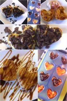 Pannenkoek muffins