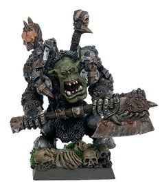 Orc Warboss (Forgeworld)