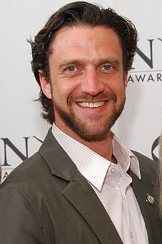 "Something about this guy makes me stop and just start humping furniture...hairy, talented, beautiful, and ONE HOT NOSE: Presenting Raul Esparza (catch him as Chilton on NBC's ""Hannibal"" and apparently since I've been living in a cave he is a seasoned theatre singer-actor)."