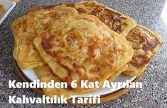 Kendinden 6 Kat Ayrılan Kahvaltılık Tarifi - İyi Hobi Breakfast, Ethnic Recipes, Food, Chop Saw, Morning Coffee, Essen, Meals, Yemek, Eten