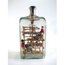 1056 - Double Loom in a Bottle