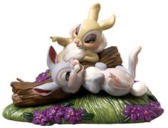 Bambi-Twitterpated Thumper & Miss Bunny (2002 Open Edition)