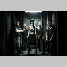 Evanescence filled a niche few knew existed upon their arrival in 2003: the need for operatic goth-pop, soul-baring introspection paired with churning metallic guitars. Start Listening on Slacker.