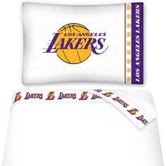 Los Angeles Lakers Sheet Set