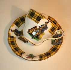 Royal Standard Clan MacLeod Bonnie Scotland by DrawertoDrawer