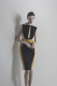 Indonesian designer, high-end ready-to-wear label, Peggy Hartanto. site by flitts Fashion Portfolio, Fall Winter 2015, High Waisted Skirt, Ready To Wear, Ballet Skirt, Two Piece Skirt Set, Style Inspiration, Pure Products, Womens Fashion
