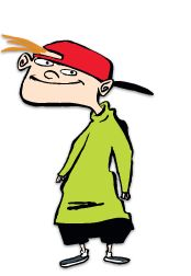 Find out more about Ed, Edd n Eddy characters. Meet the Eds and all their crazy friends from the cul-de-sac on Cartoon Network. Cartoon Network Characters, Disney Characters, Fictional Characters, Ed Edd N Eddy, Crazy Friends, Cartoon Gifs, Painted Rocks, Tv Shows, Childhood