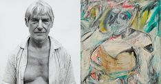 Despite being an influential Abstract Expressionist artist, Willem de Kooning took a singular approach to painting. Here, we share his wisdom on being an artist. Expressionist Artists, Abstract Expressionism, Abstract Art, Dada Artists, Dutch Artists, Willem De Kooning, Writing Art, Artist Life, Figure Painting