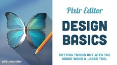 Part of the Pixlr Editor Design Basics series. If you've never used a graphic design tool like Pixlr Editor, this series will walk you through everything you. Graphic Design Tools, Tool Design, Photo Fix, Photo Class, Design Basics, Take Better Photos, School Photos, Art And Technology, Editor