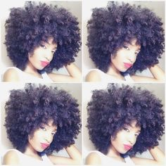 Kinky-Curly Fro ☺️❤️