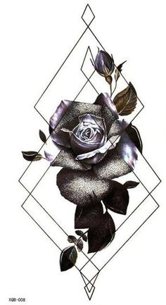 Product Information Product Type: Tattoo Sheet Tattoo Sheet Size: 21cm(L)*12cm(W) Tattoo Application & Removal Instructions Floral Temporary Tattoo, Flower