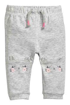 Printed sweatpants | H&M