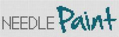 Dancing Bears Needlepoint Belt Canvas Kit | Needlepoint Needlepoint Belts | NeedlePaint -- Want it!