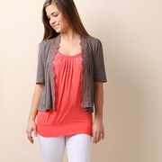 Save up to 60% off on the Delirious Apparel event on #zulily today!