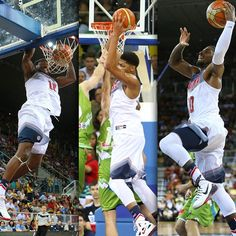 @usabasketball defeats Slovenia 101-71 to finish 4-0 in exhibitions prior to the @fiba World Cup. #Spain2014