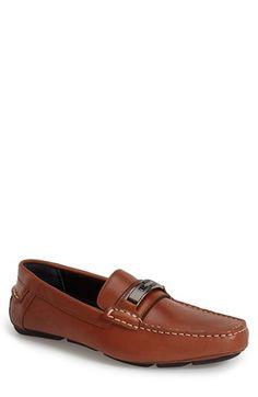 CALVIN KLEIN 'Mchale' Driving Shoes (Men). #calvinklein #shoes #