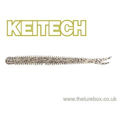 """Keitech Live Impact 3"""" Silver Shad"""