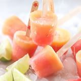 Hey, hey melon lemonade margarita popsicles 🍉🍋 🍉 layers of fresh watermelon, sweet cantaloup, homemade lemonade, lime juice, and tequila. I mean, is there anything better on a hot summer day?! SO EASY and SO GOOD. Oh don't forget a squeeze of lime juice and sprinkle of flaky salt 😎 . . 2 cups cubed watermelon 2 cups cubed cantaloupe 1 cup lemonade 1/2 cup lime juice 4-6 tablespoons tequila . . Blend the watermelon, 1/2 the lemonade, 1/2 the lime juice, and 1/2 the tequila. Freeze in…