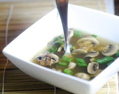 hibachi soup want to make this like now
