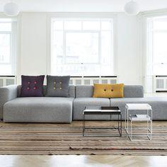 via design delicatessen hay dot pillow grey and white bedroomdelightful galerie bachmann modular system sofa george